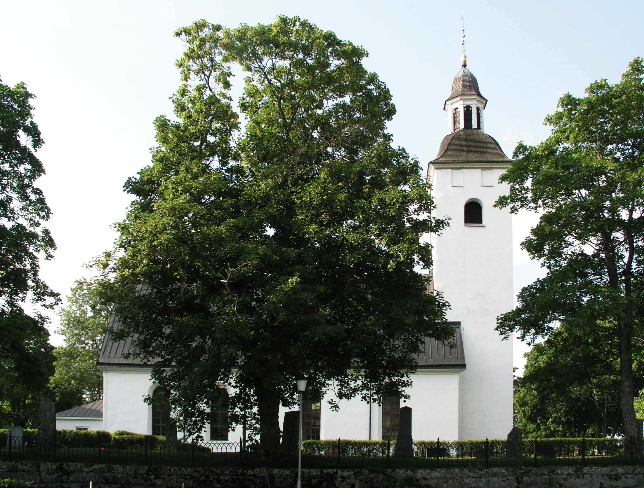 Hlsingtuna kyrka. - Lnsmuseet Gvleborg / DigitaltMuseum