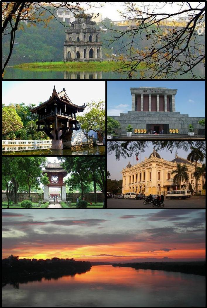 Hanoi - Wikipedia bahasa Indonesia, ensiklopedia bebas