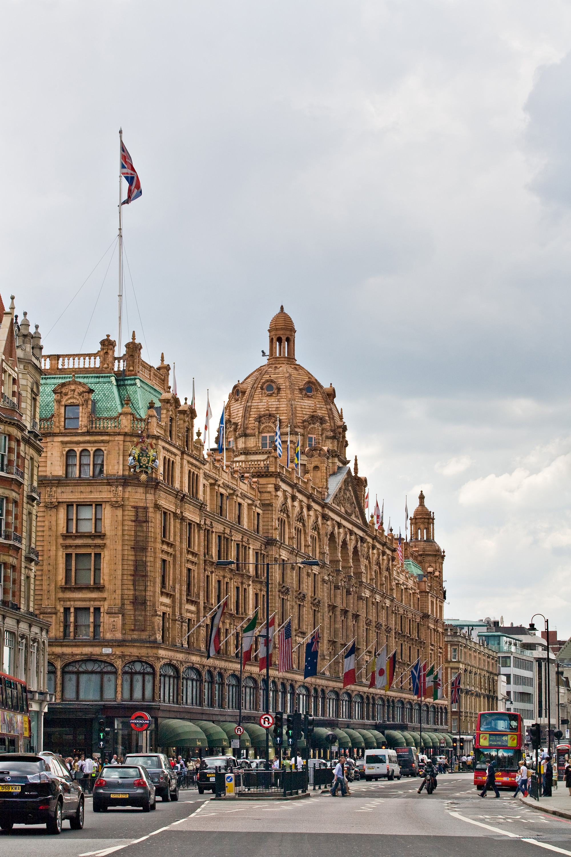 Harrods bombing wikiwand for The knightsbridge