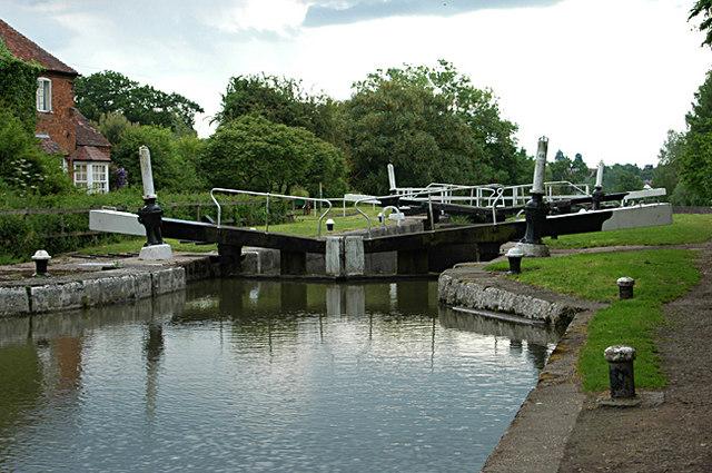 Hatton, Top Lock - geograph.org.uk - 1346772
