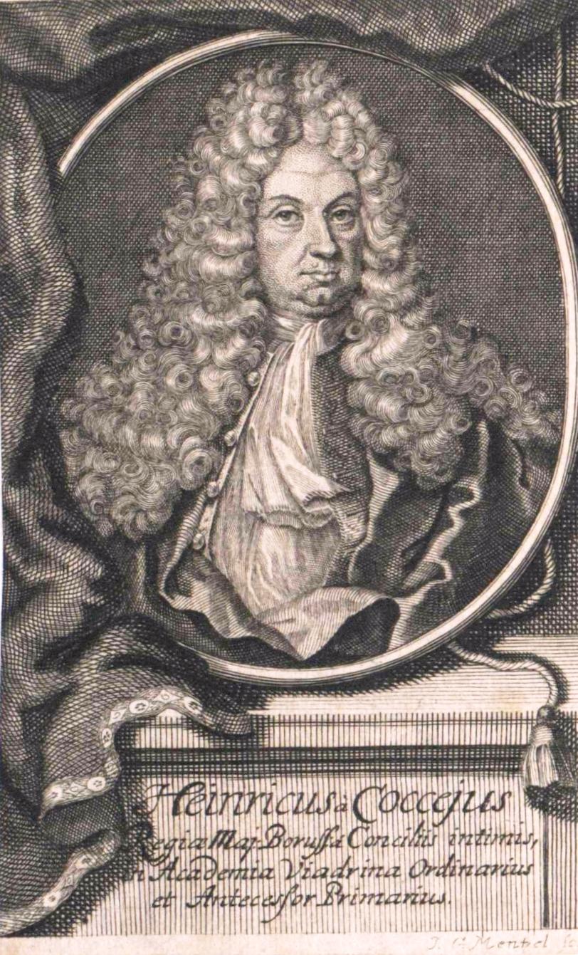 Heinrich Freiherr von Cocceji
