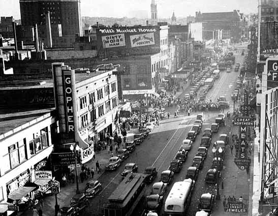 File Hennepin Avenue Between 6th And 7th Streets 1940 Jpg