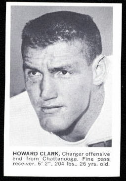 Ron Norris Ford >> Howard Clark (American football) - Wikipedia