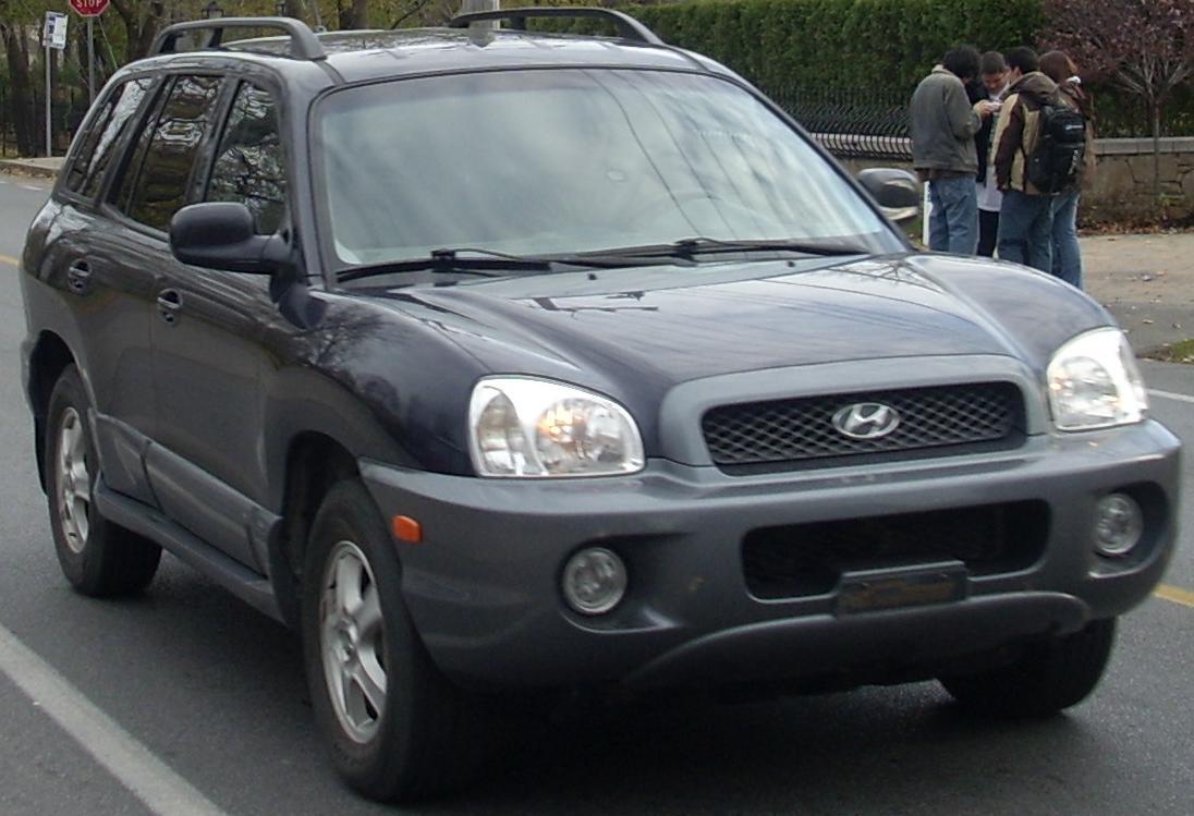 High Quality File:Hyundai Santa Fe 2001 04.JPG