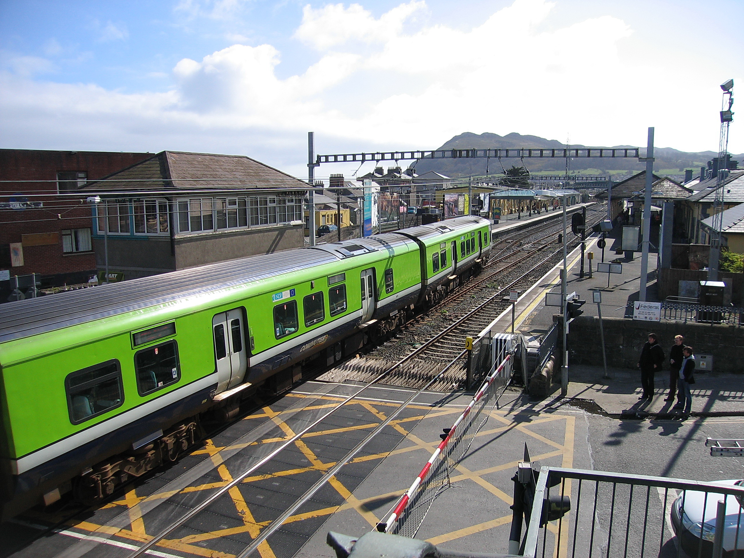 Bray (Daly) - Irish Rail
