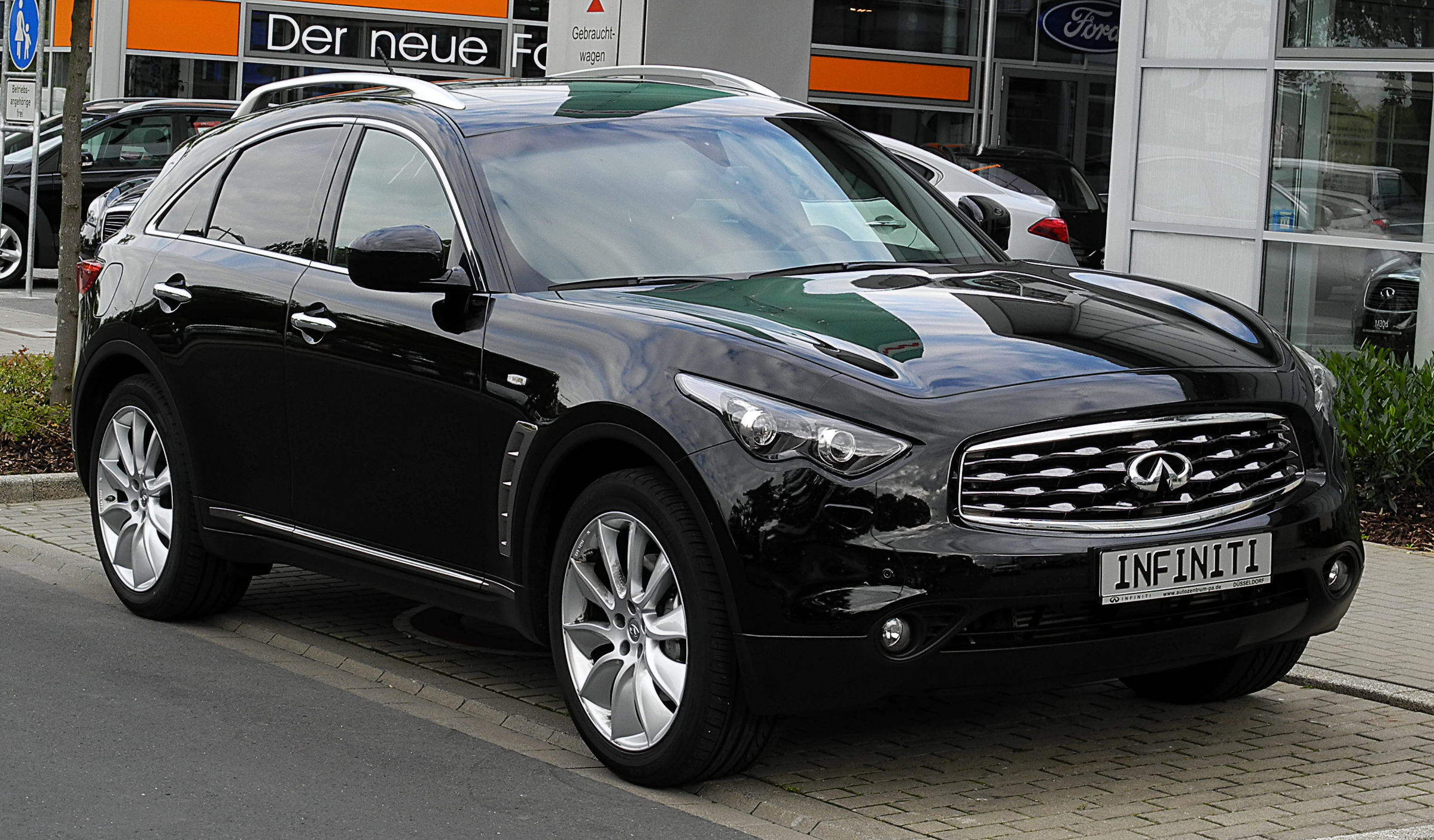All types 2009 infiniti fx50 19s 20s car and autos all makes all types 2009 infiniti fx50 description infiniti fx30d s s51 u2013 frontansicht vanachro Image collections