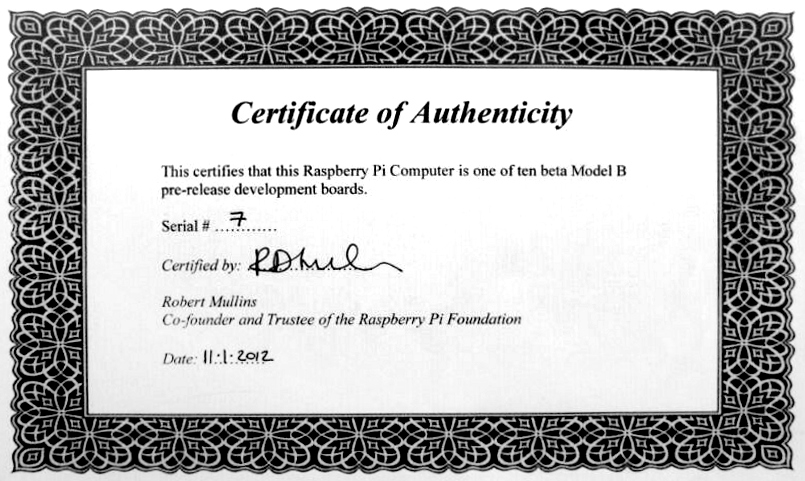 free printable certificate of authenticity templates - file initial raspberry pi no 7 certificate of authenticity