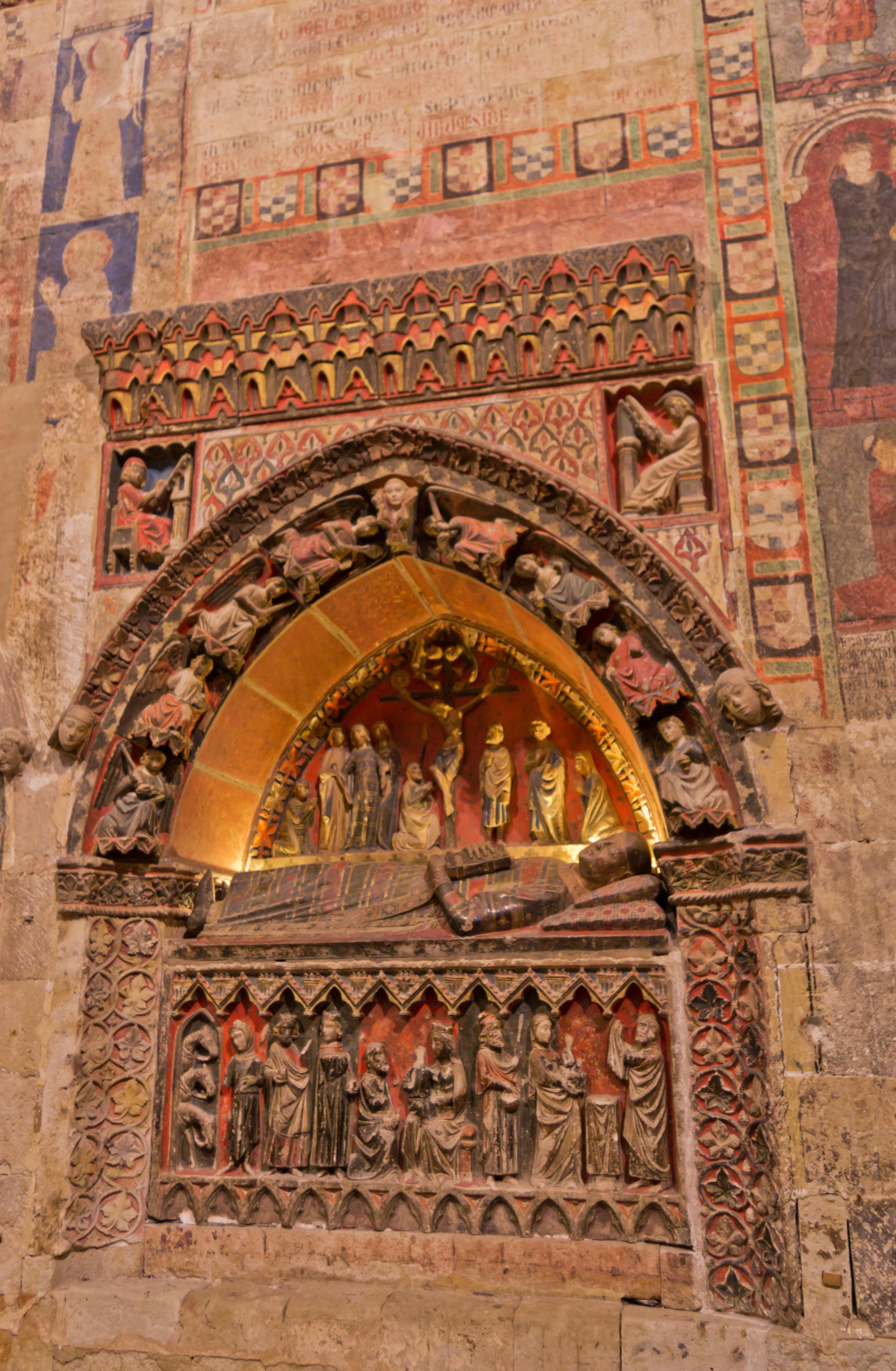 File:Interiores de la Catedral Vieja de Salamanca 2.jpg ...
