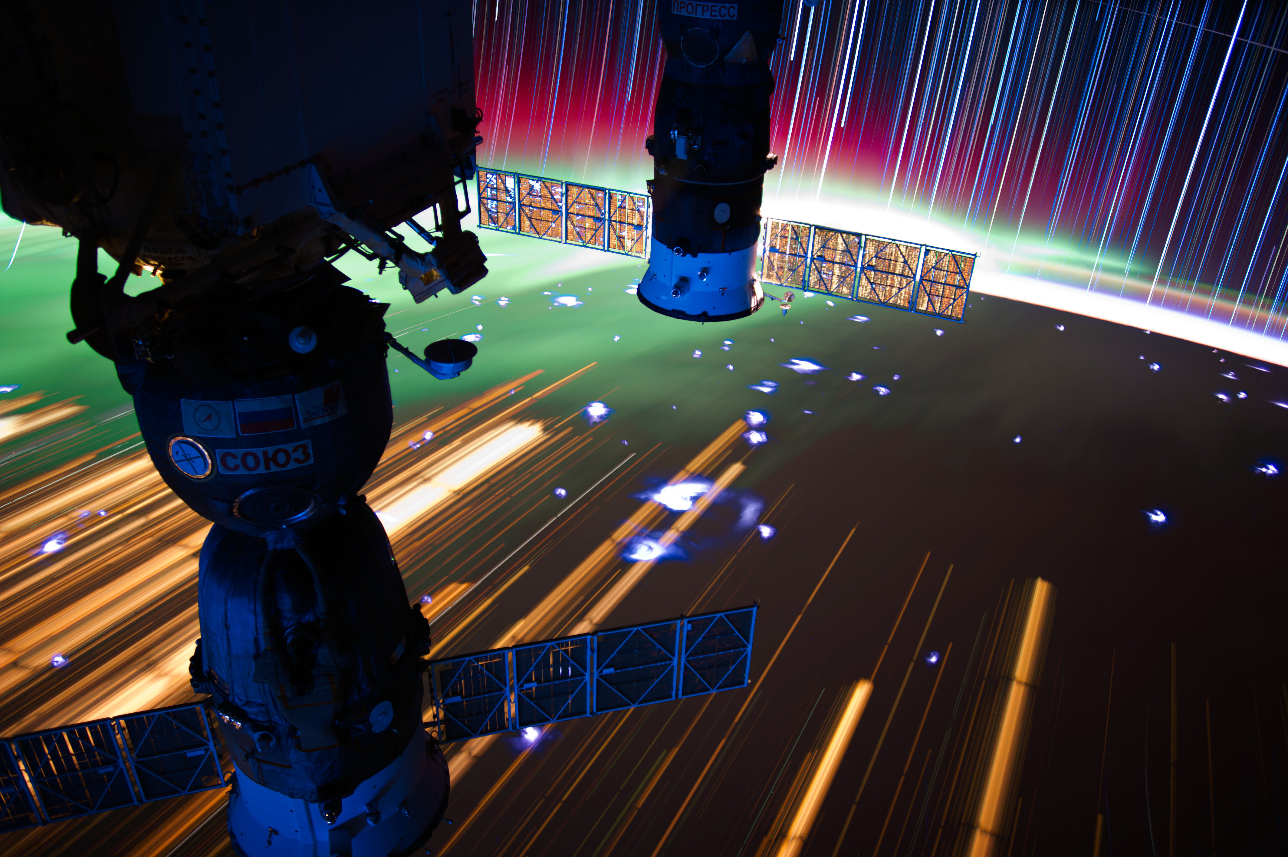 international space station photography - photo #8