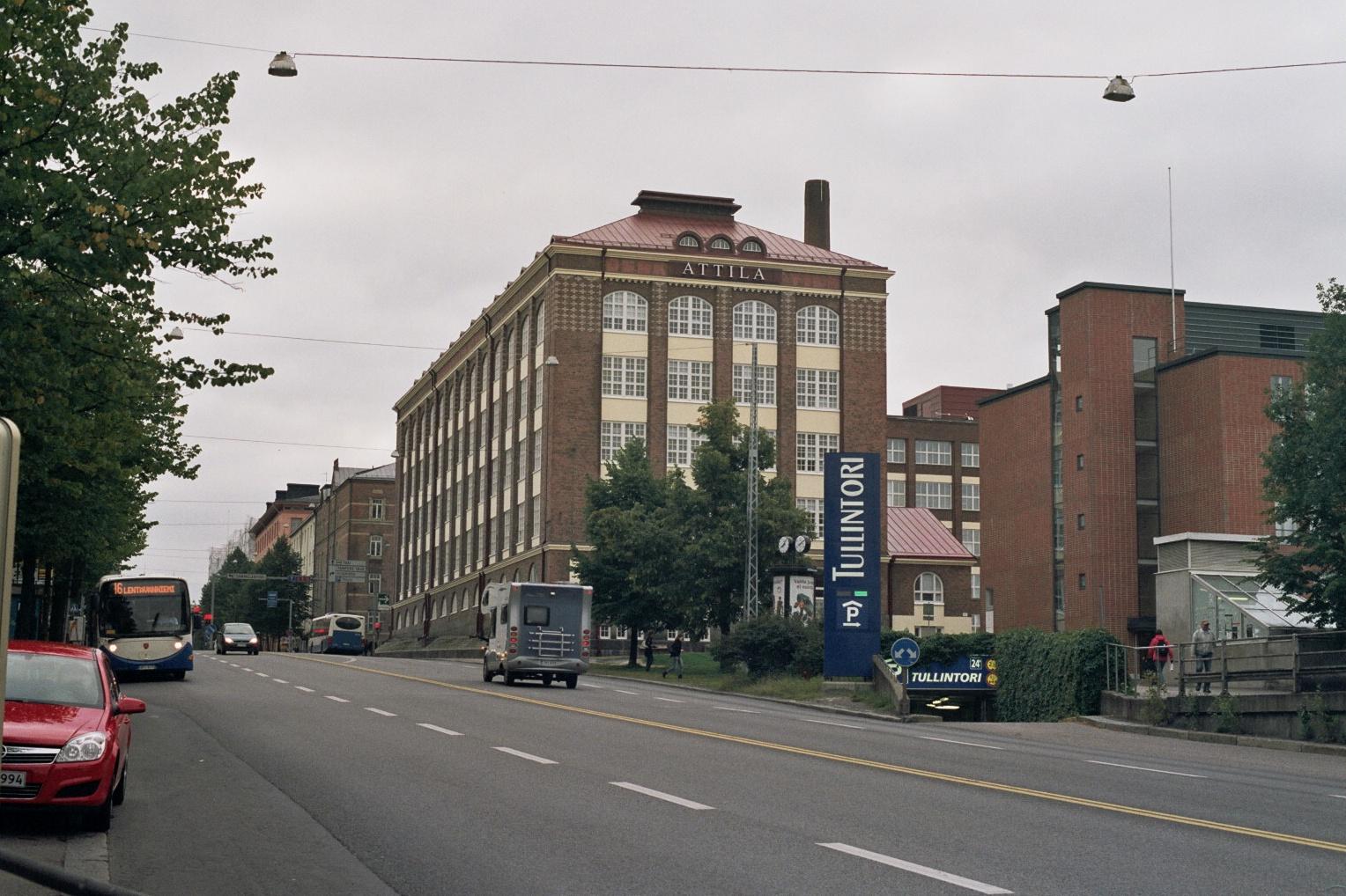 Tampereen Kirjasto