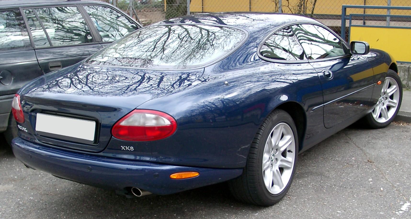 File:Jaguar X100 rear 20080313.jpg - Wikimedia Commons