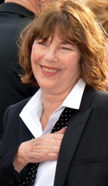 Jane Birkin nude 324