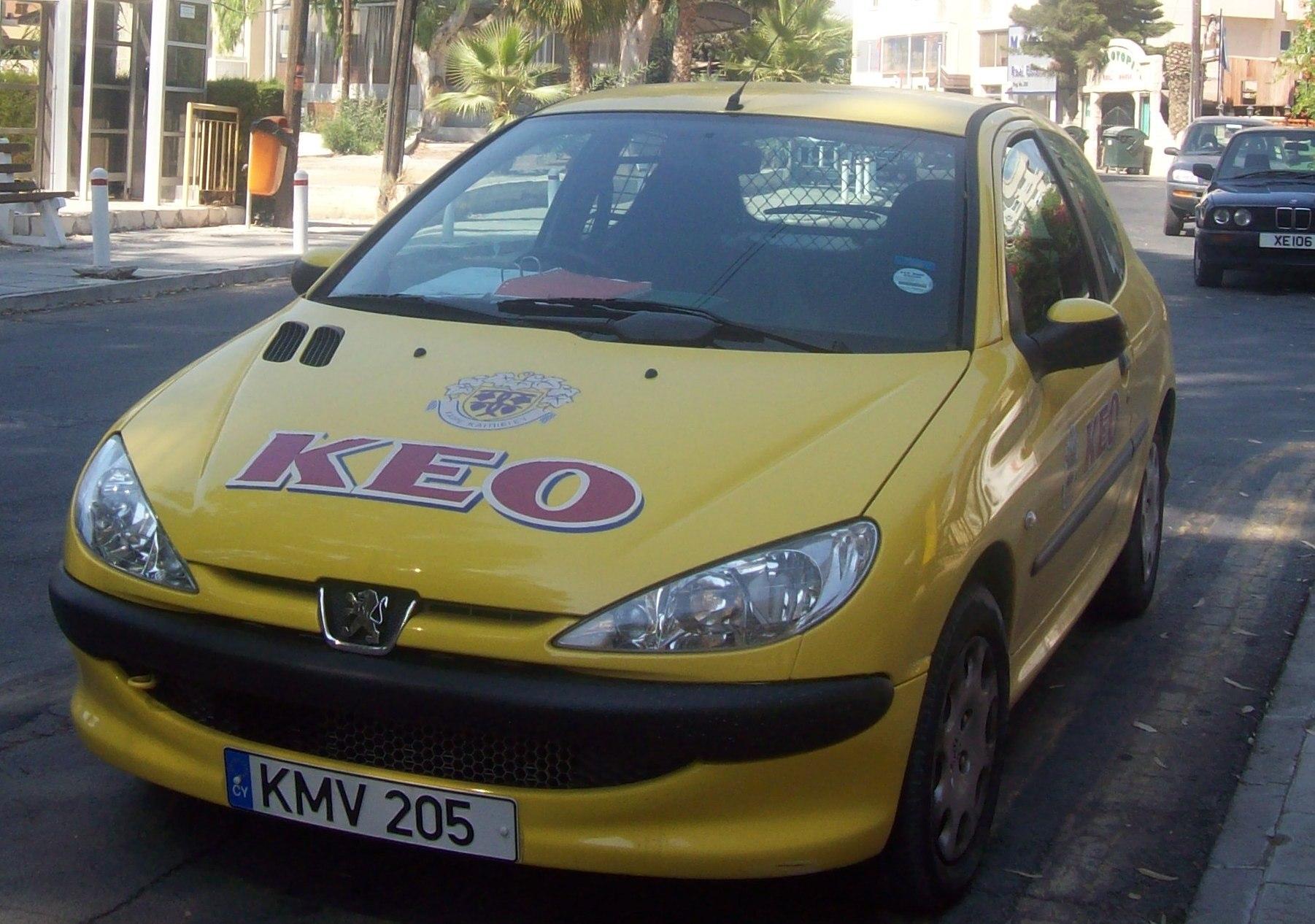 Peugeot 206 Wikiwand