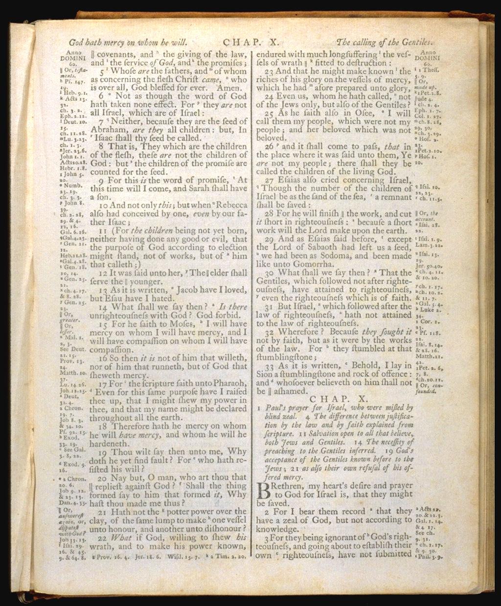 File:King James Bible 1772 - Romans 10 (1) jpg - Wikimedia