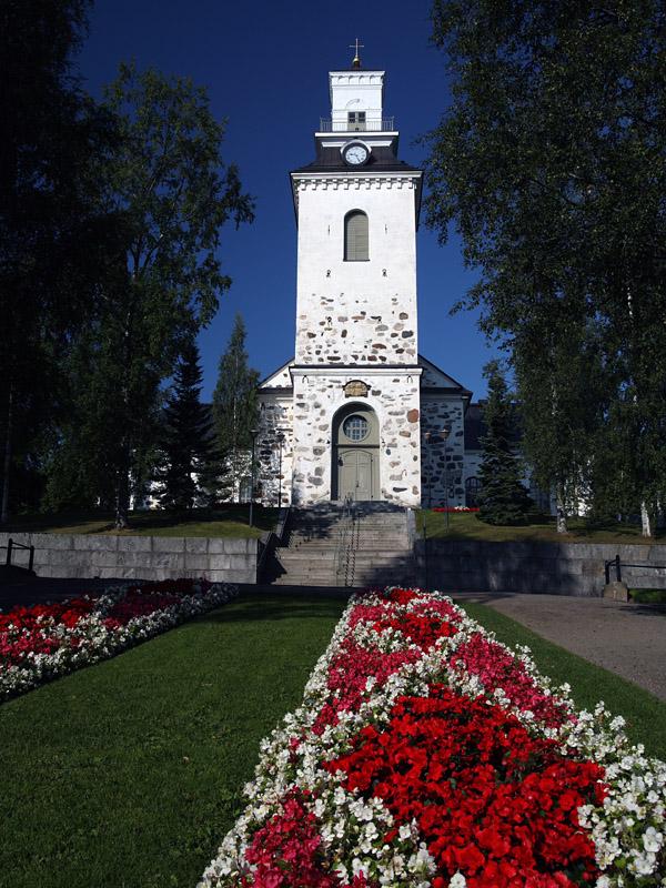 Kuopion tuomiokirkko – Wikipedia
