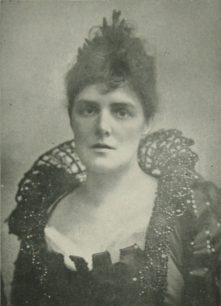 Woman Of The Century Lady Randolph Churchill Wikisource