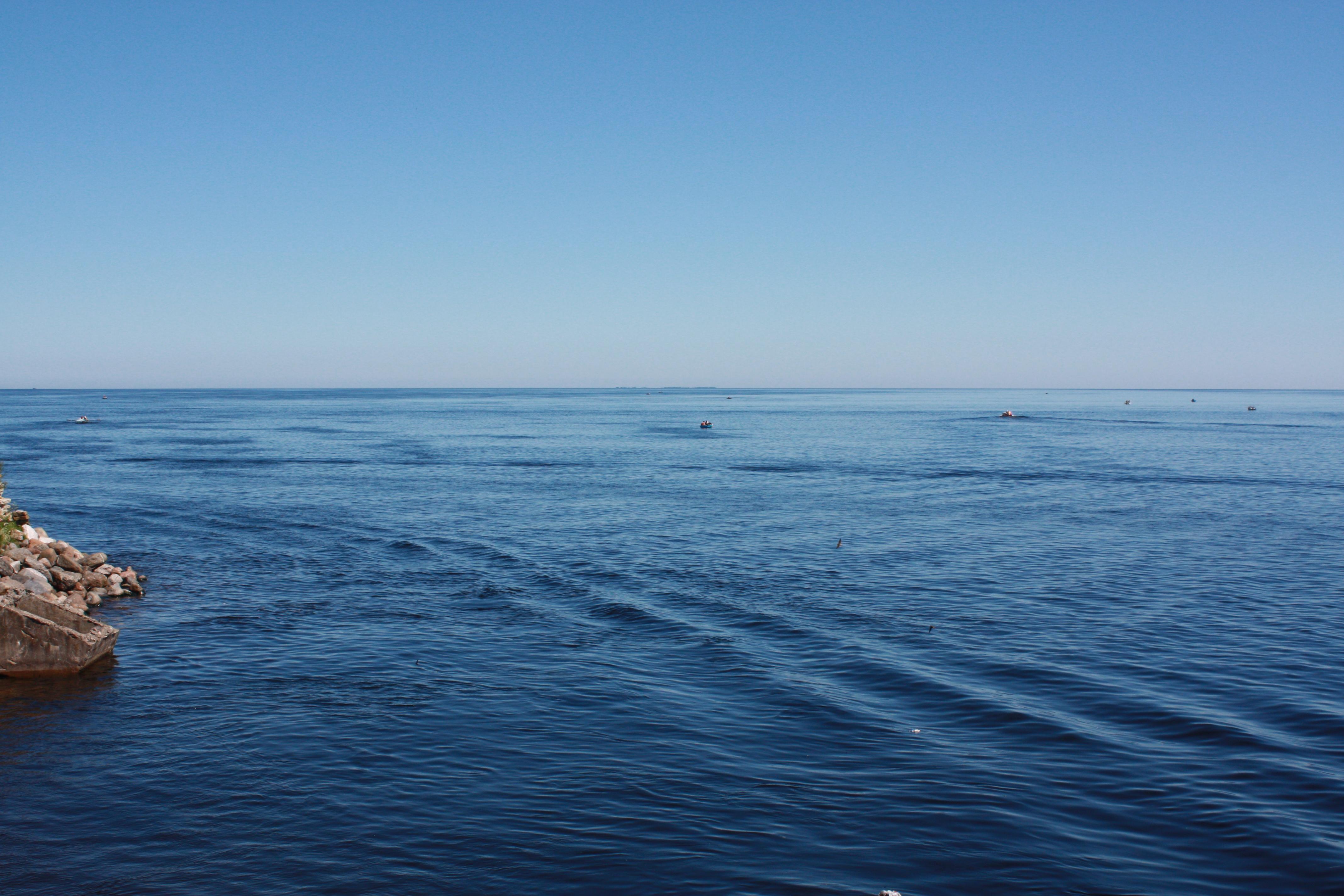 Краткий доклад о ладожском озере 4116