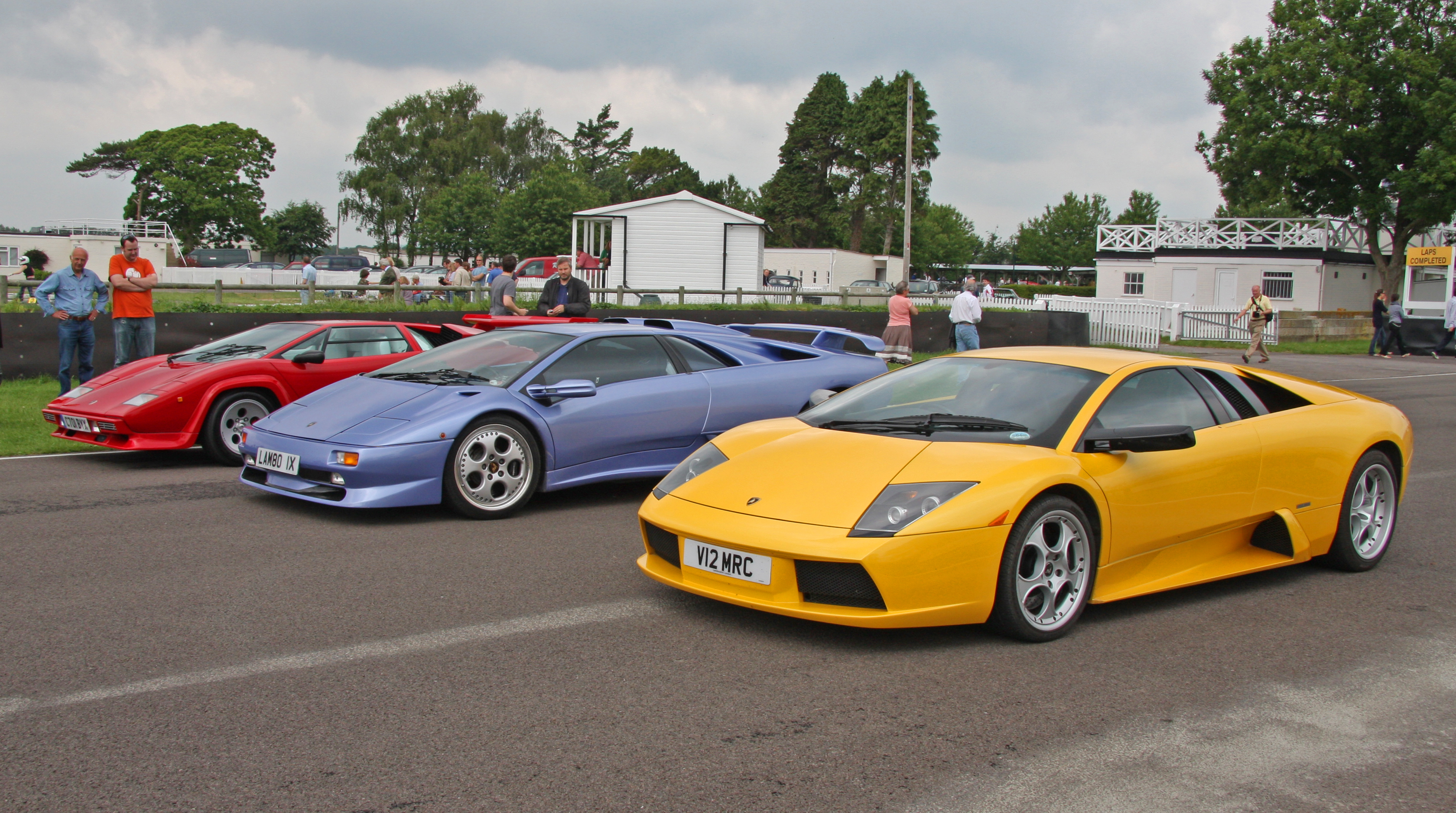 History Of Lamborghini Wikipedia