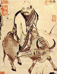 Portrait of Laozi