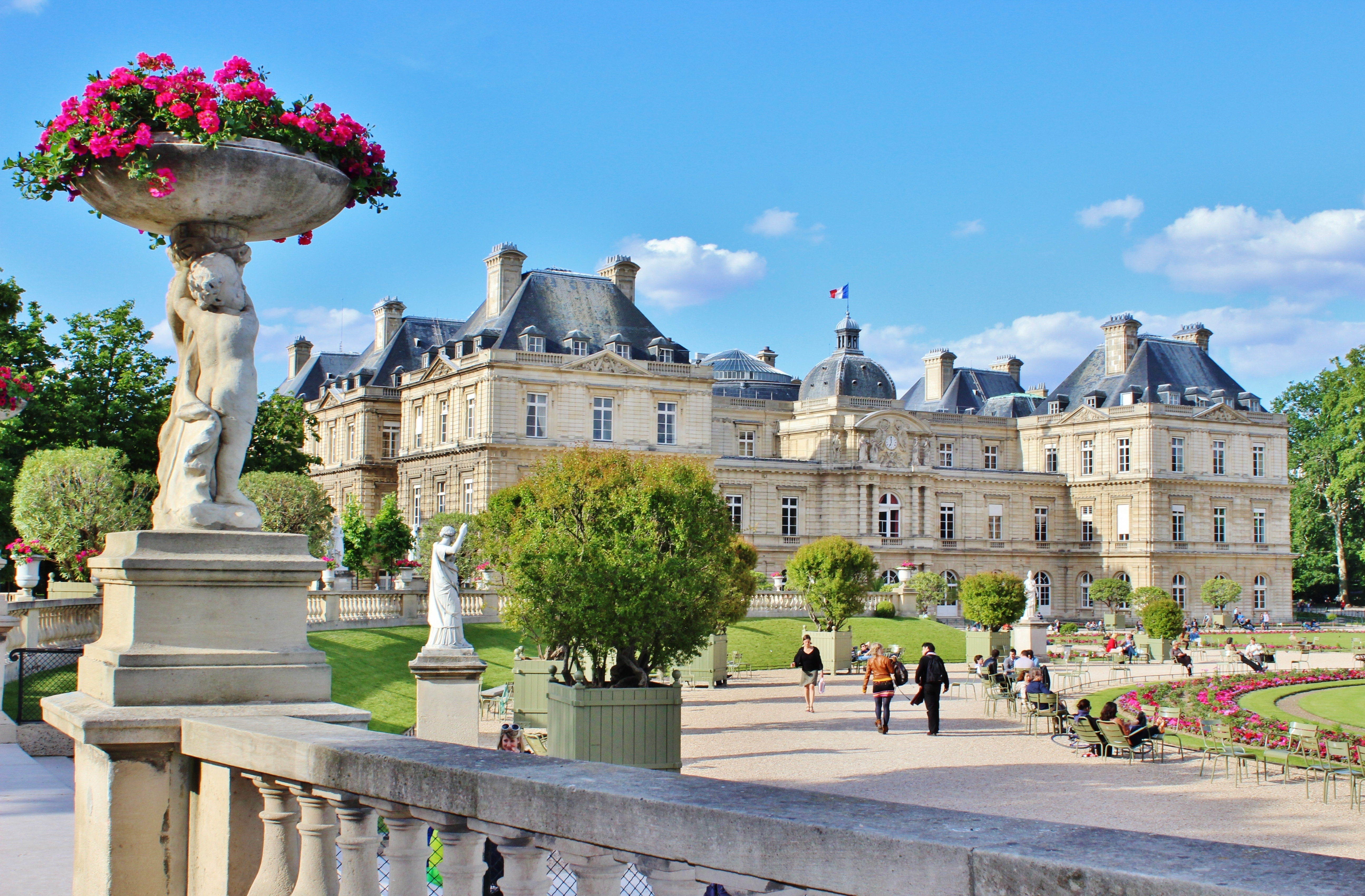 File Le Jardin du Luxembourg Paris France panoramio 20