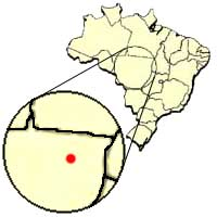 one location where the Kaiabi reside in Brazil