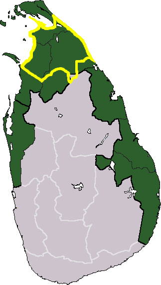 Ficheiro:Location Tamil Eelam territorial claim3.png