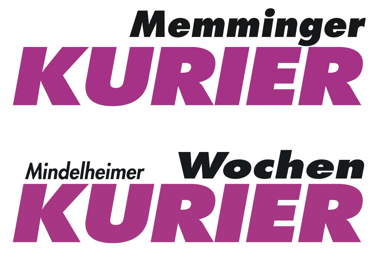 Kurier Wikipedia: Datei:Logos Memminger Kurier Mindelheimer Wochenkurier.png