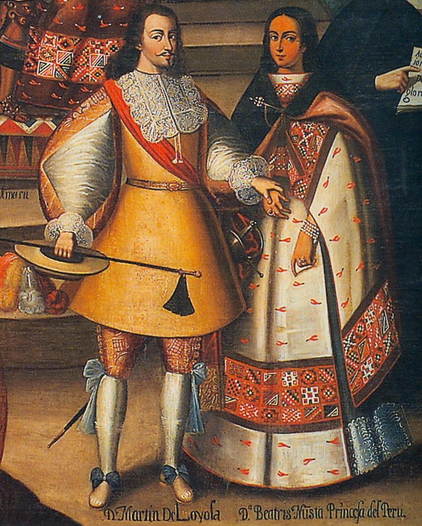 Depiction of Mestizaje