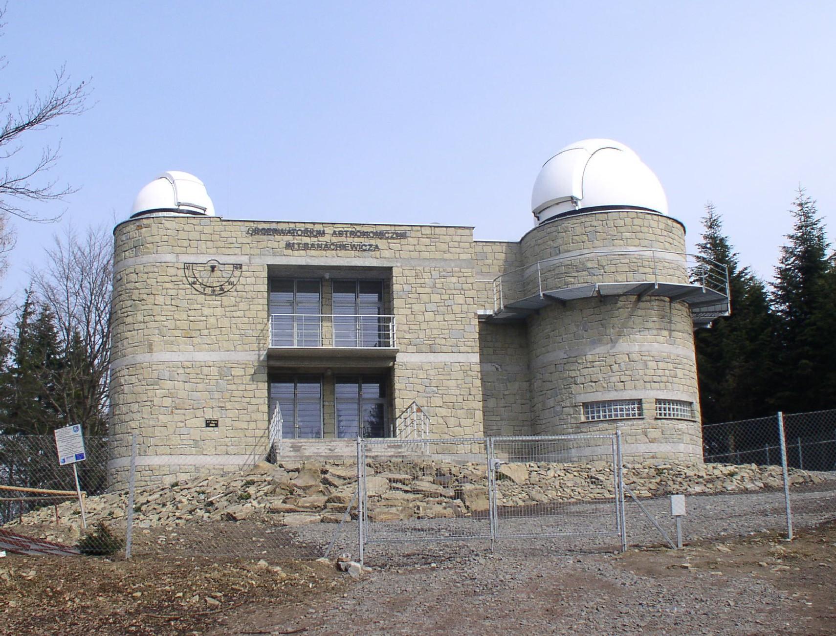 Lubomir obserwatorium astronomiczne