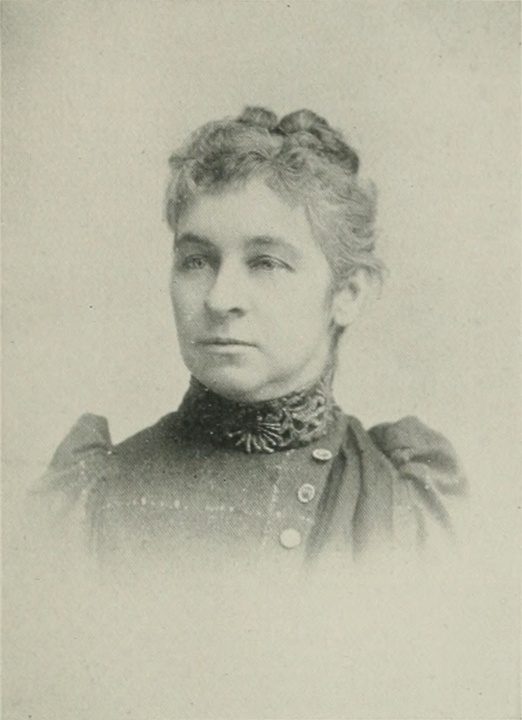 MARY A SAUNDERS A woman of the century (page 643 crop).jpg