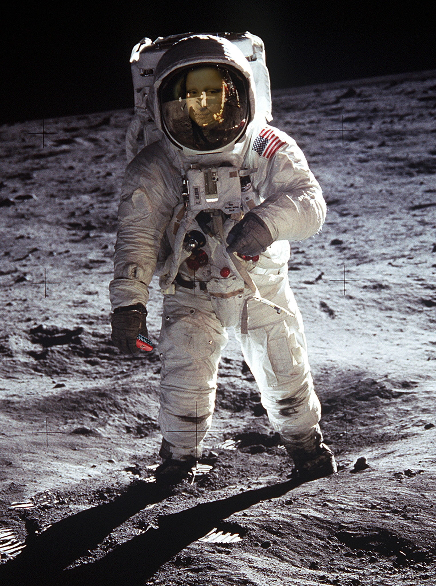 buzz aldrin and neil armstrong - photo #10