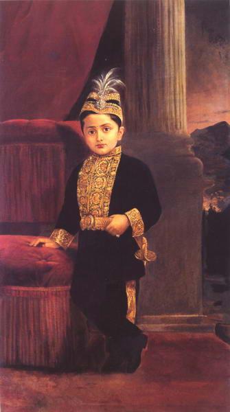 File:Maharaja fatehsingh rao Gaekwad.jpg