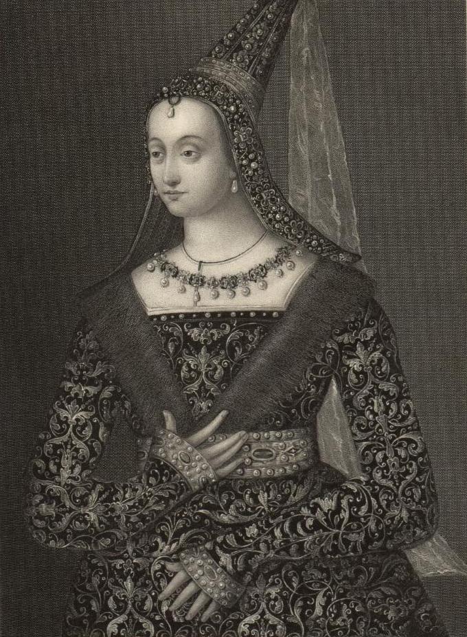 Margaret Stewart of Scotland, Dauphine of France Margaritaescocia