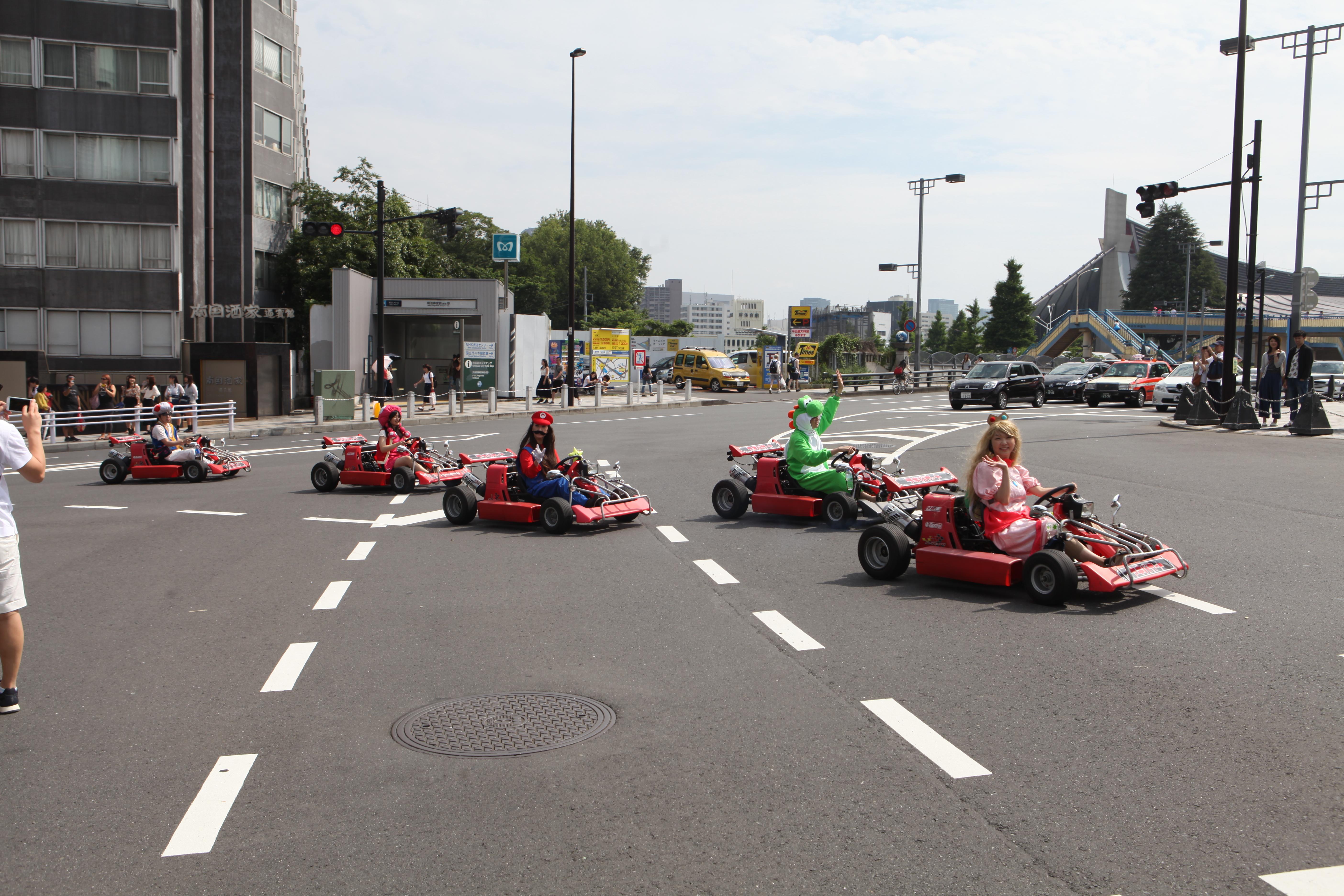 Mario Kart Wikiwand