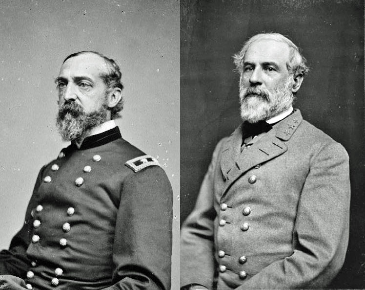 """general robert e. lee an gettysburg essay Gettysburg the battle of gettysburg was fought in and around the town of gettysburg, pennsylvania between july 1st and july 3rd, 1863 gettysburg is often portrayed as being the supposed """"turning point"""" of the war, as the union, led by general gordon meade defeated the confederacy, led by general robert e lee."""