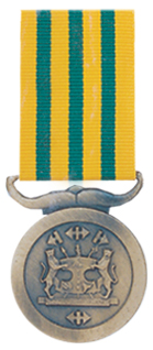 Medal for Long Service and Good Conduct, Bronze