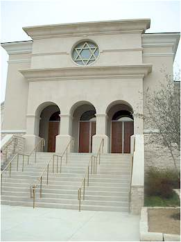 English: The Baruch Hashem Messianic Synagogue...