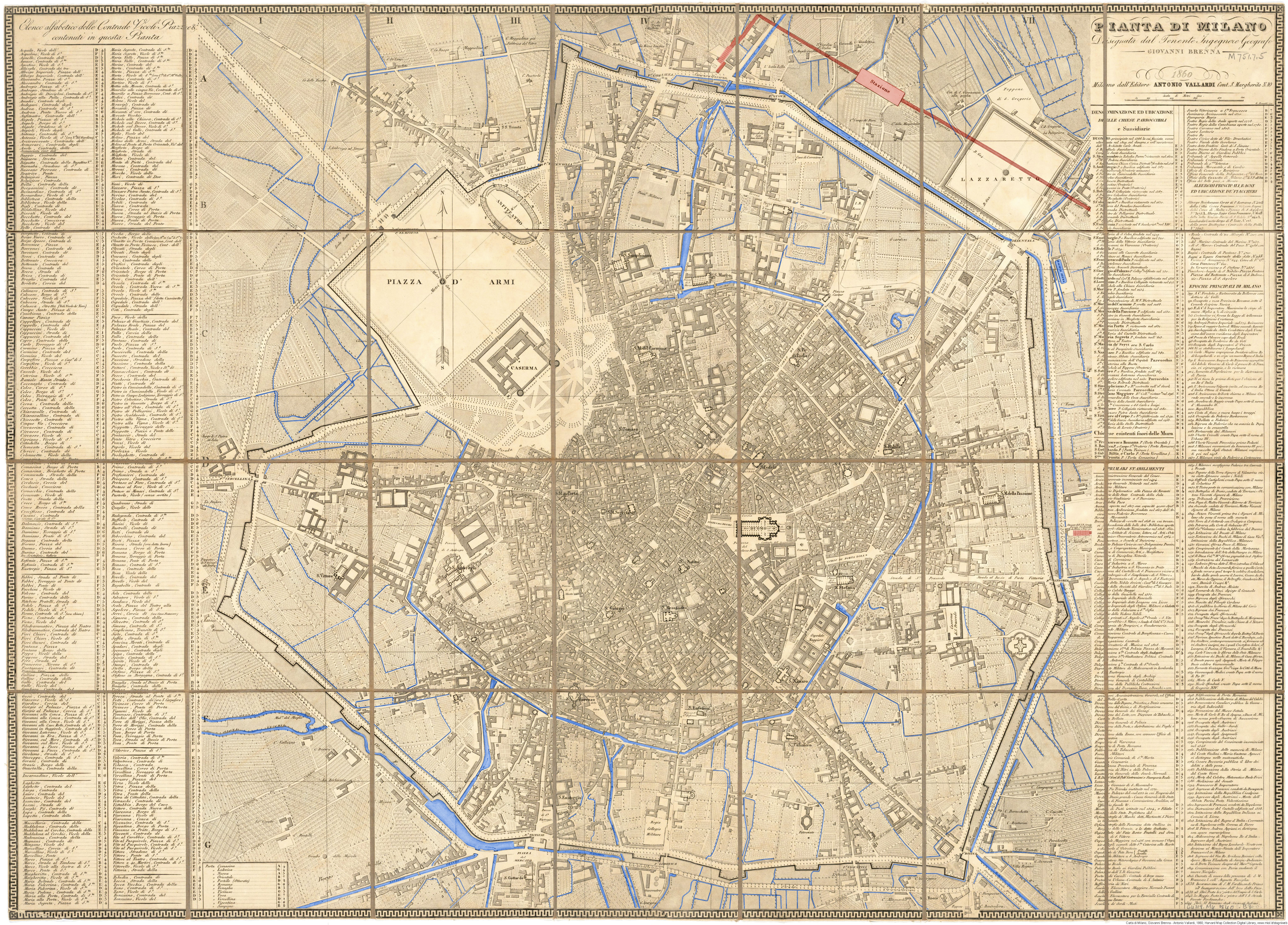 Cartina Milano 800.File Mi860 Jpg Wikipedia