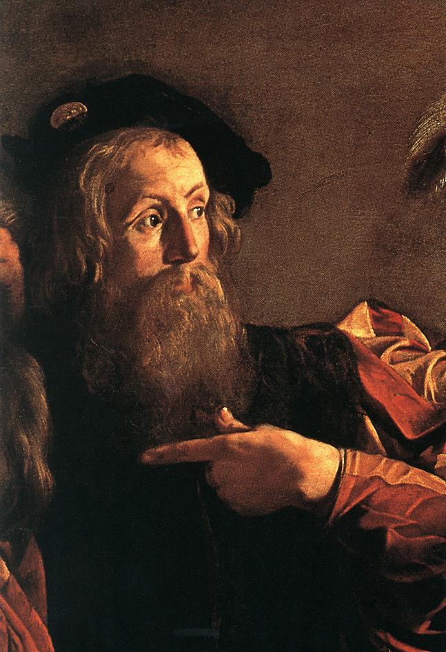 File:Michelangelo Merisi da Caravaggio - The Calling of ...
