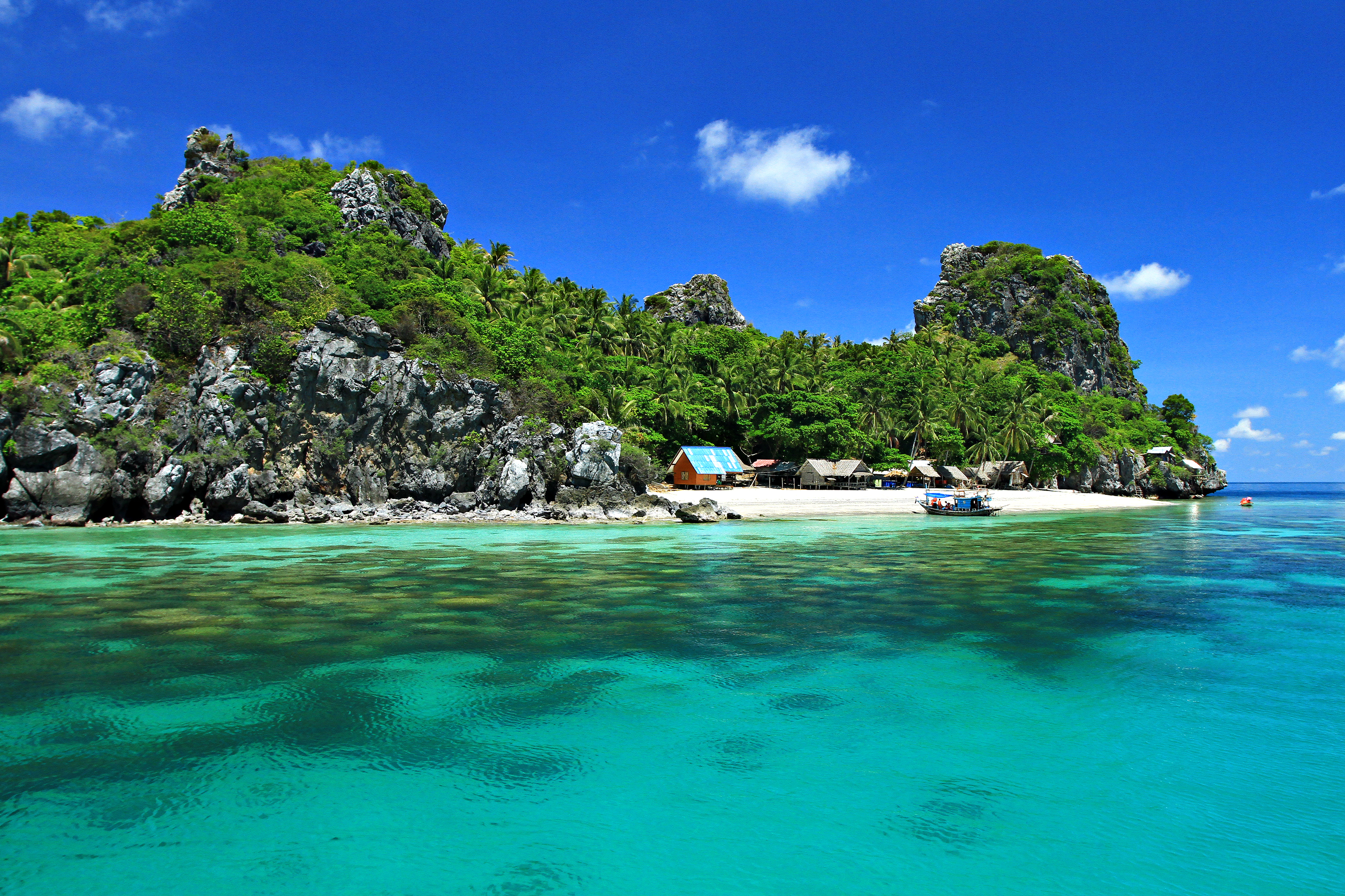 Islands Camping Resort Lansdowne On Ke L
