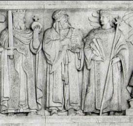 إفريز يصوّر النبي صلى الله عليه وسلم على جدار المحكمة العليا بالولايات المتحدة الأمريكية