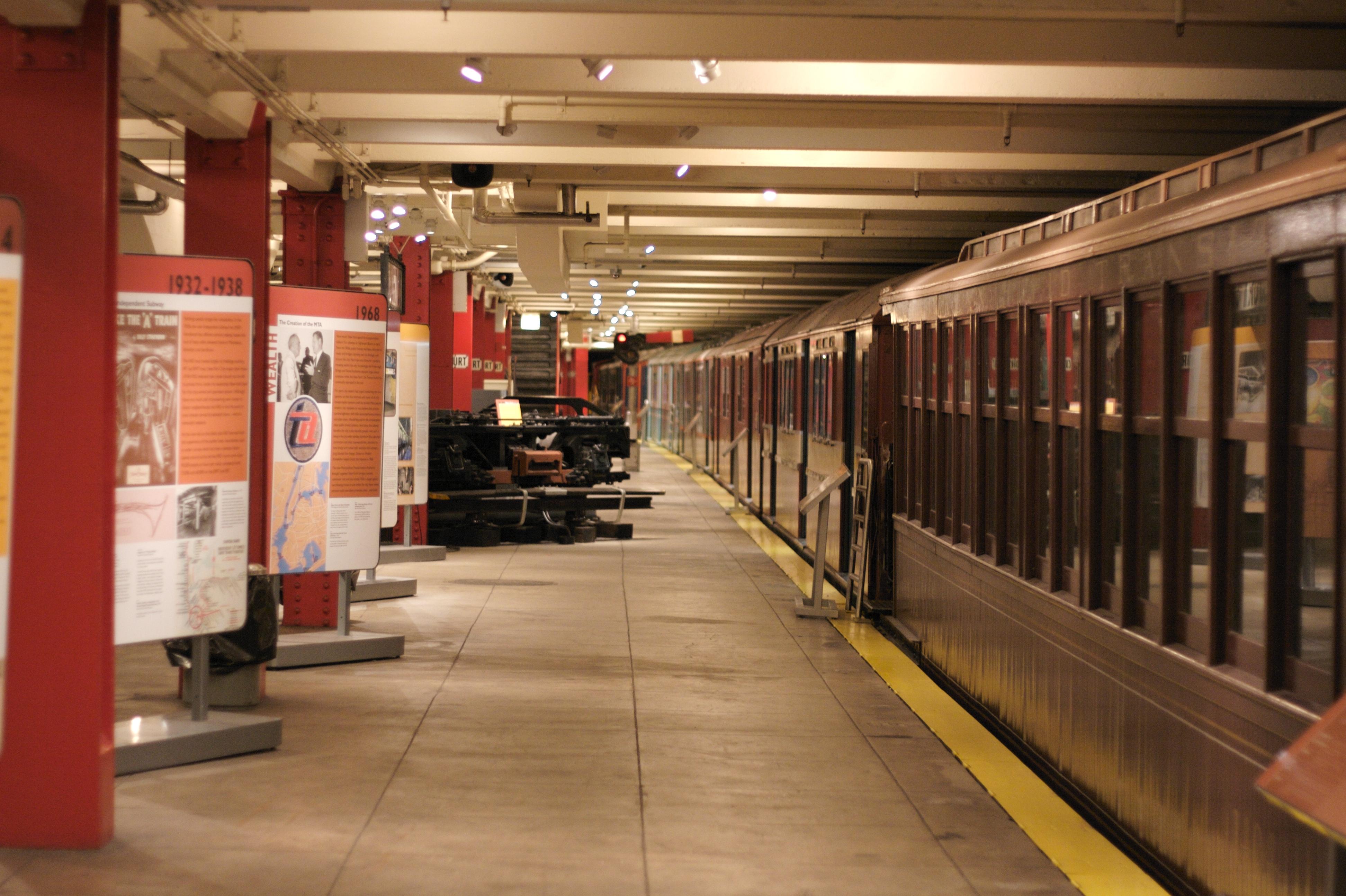New york transit museum director