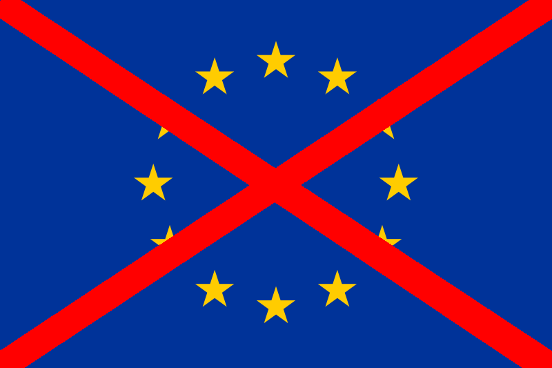 Bildergebnis für Bilder zu No EU