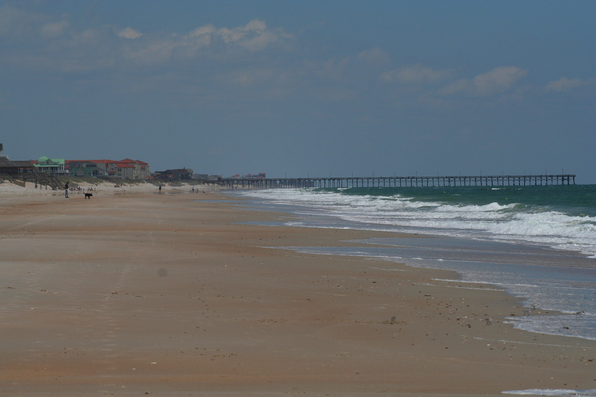 North Topsail Beach Carolina