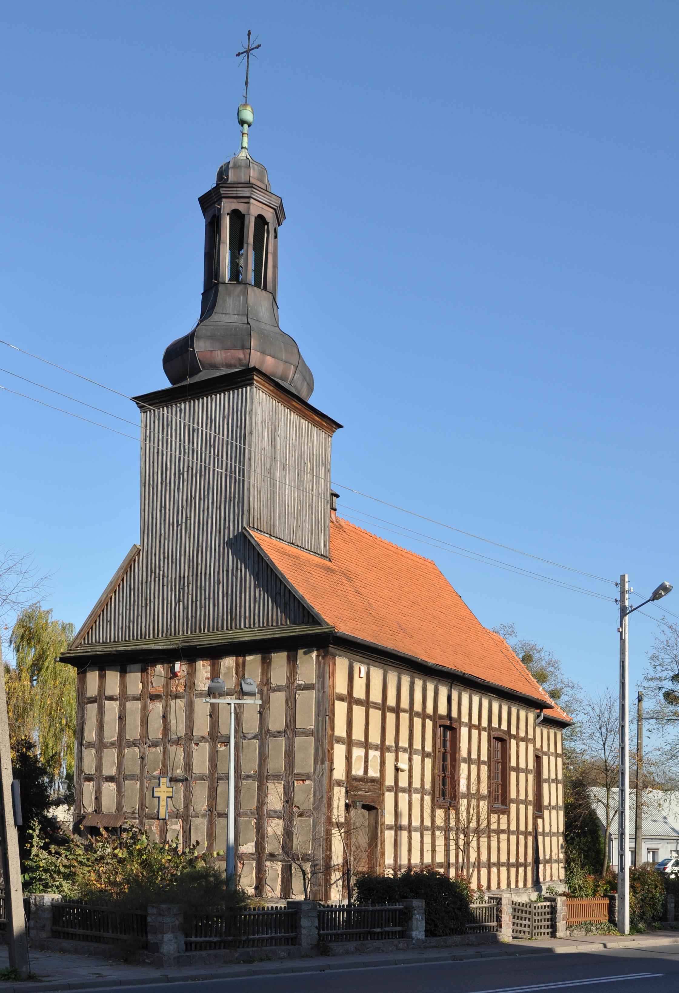 Fileoborniki Wlkp Holy Cross Church 2010 10 Swjpg Wikimedia Commons