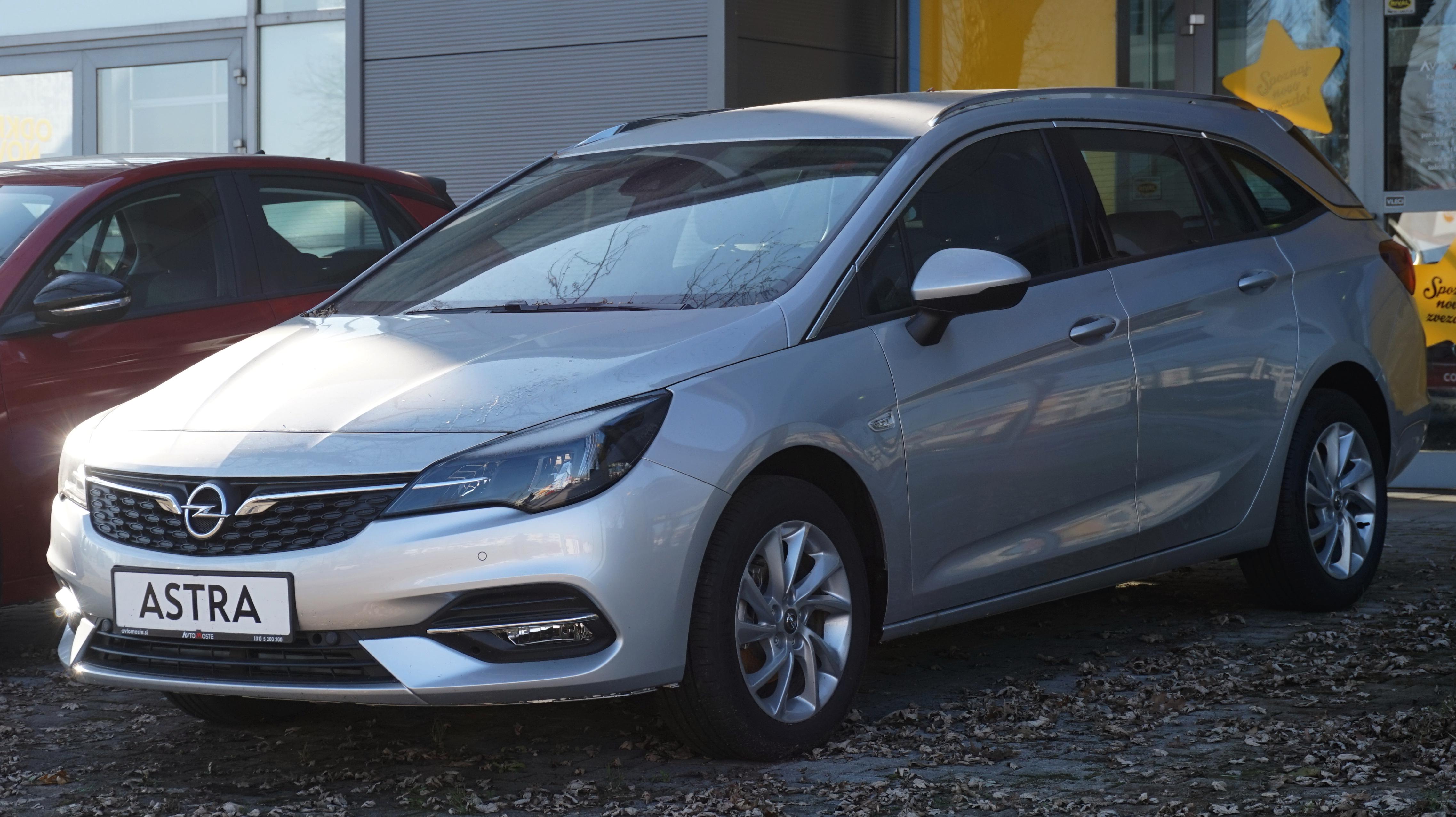 File Opel Astra K 2019 Jpg Wikimedia Commons