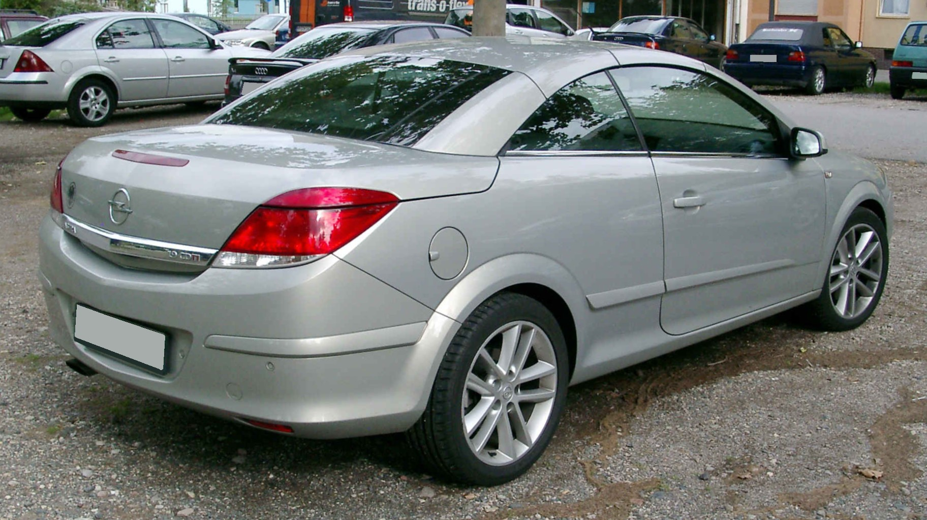 opel astra twintop wikiwand