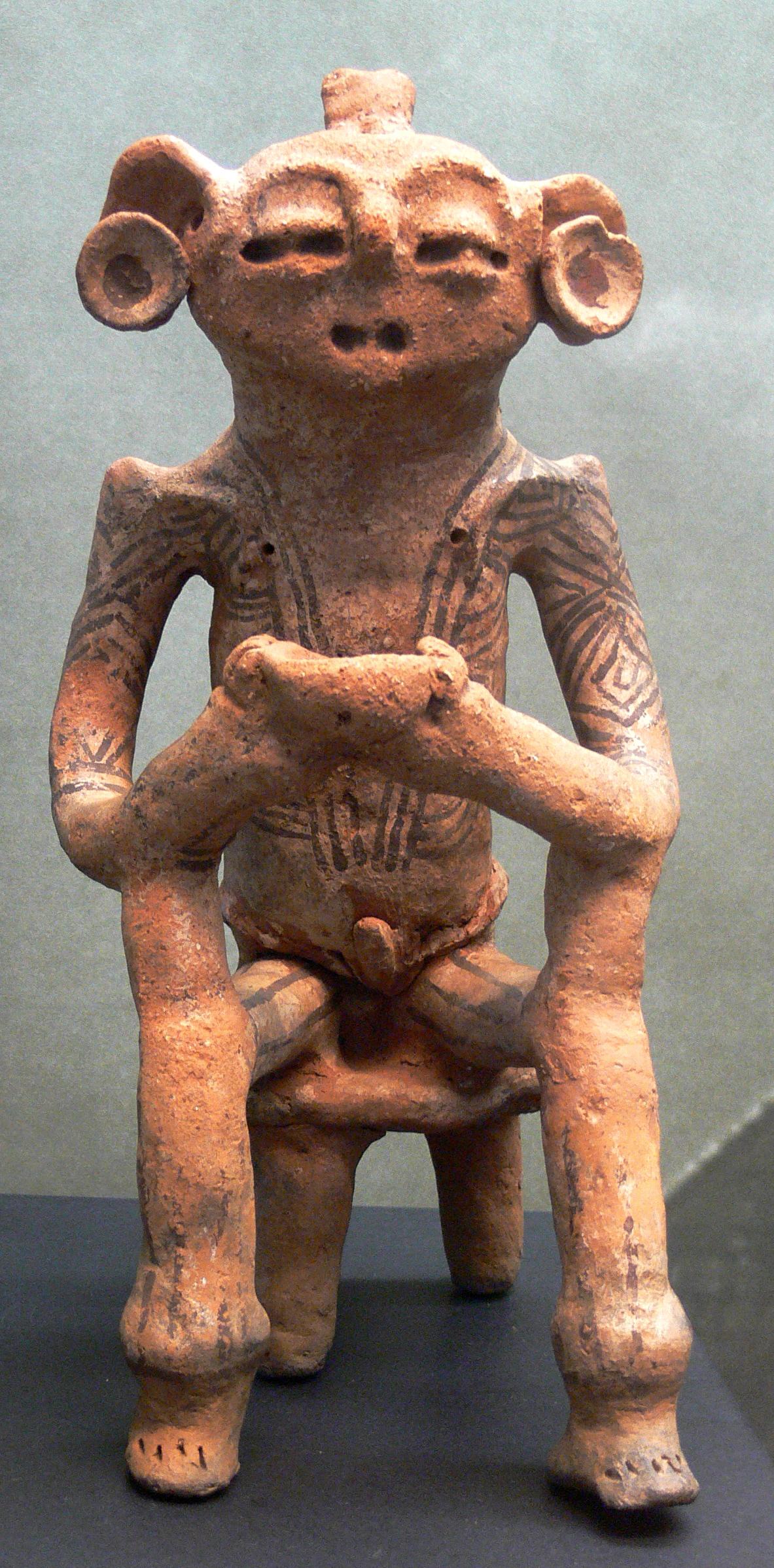 Figurita Timoto-Cuica