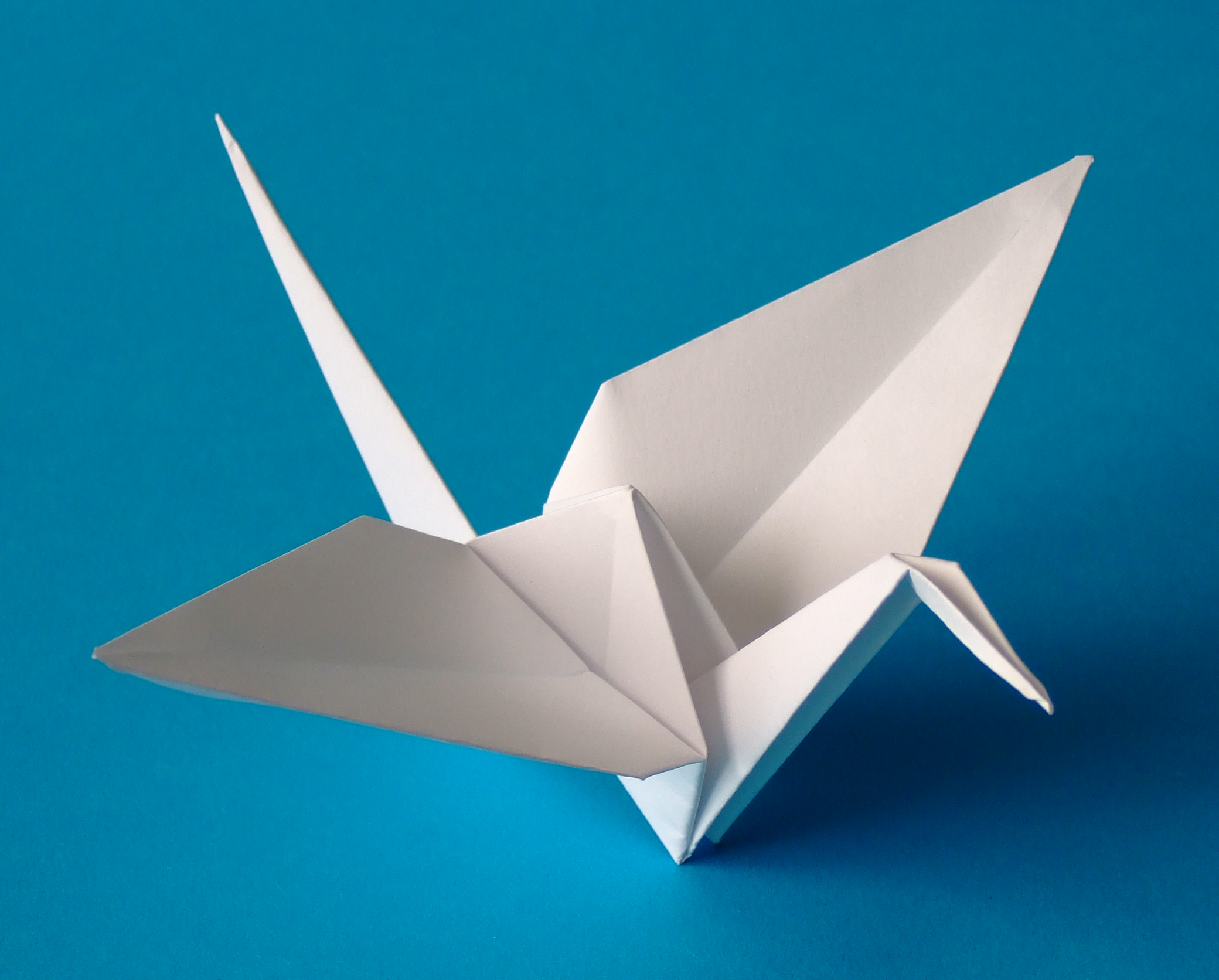 Description origami crane