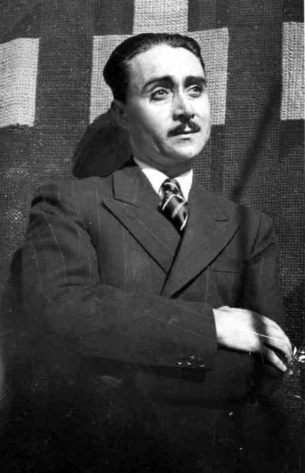 Castro in 1940